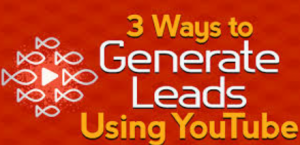 generate leads with youtube